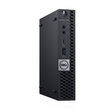 Dell OPTIPLEX 7070 MFF I5/256GB /8GB/ WIN10PRO 64B/WIFI/3Y-OS