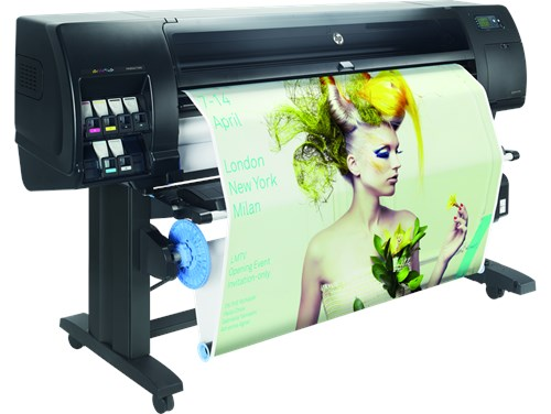HP DesignJet Z6610 60-in Production Printer