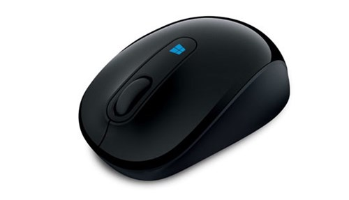Microsoft Sculpt Mobile Mouse - black
