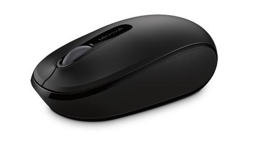 Microsoft Wireless Mobile Mouse 1850 for Business – Black