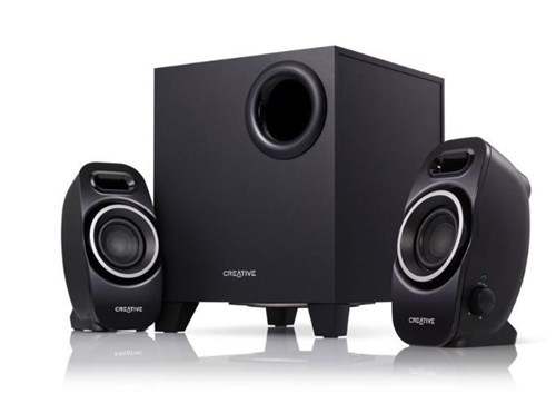 Creative A250 51MF0420AA001 2.1 Speaker System