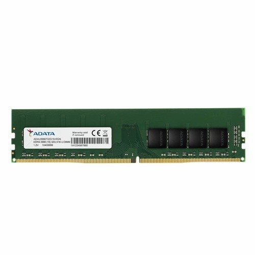 ADATA 4GB U-DIMM PC DDR4 2666 SINGLE TRAY